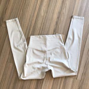 Till you collapse light gray leggings
